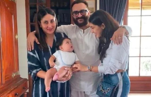 saif and kareena reacts on trolls for sons jahangir and taimur name