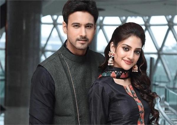 yash dasgupta and nusrat jahan spoke about their son for the first time
