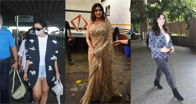 mouni roy parineeti preity among celebrities spotted out and about
