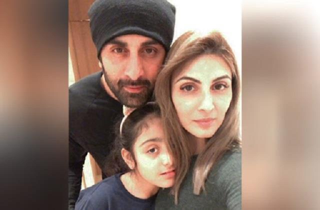 riddhima revealed her daughter samara wanted leak ranbir phone number in school