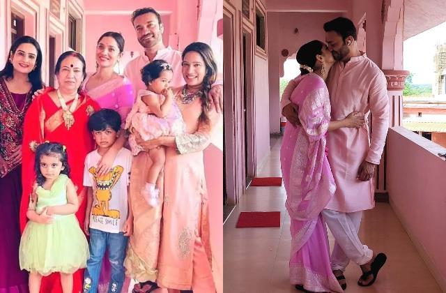 ankita lokhande met boyfriend vicky jain family