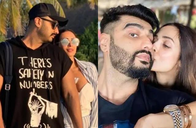 malaika arora sent romantic massage to boyfriend arjun kapoor