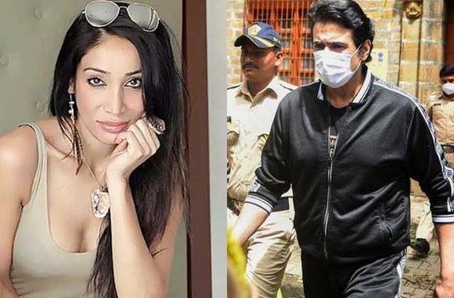 sofia hayat reaction to armaan kohli arrest