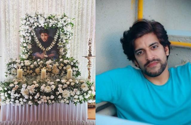 sidharth shukla brother aditya shukla remembers actor