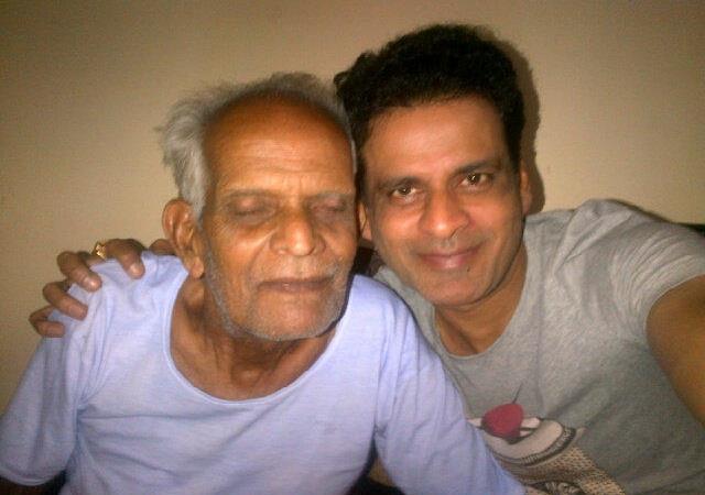 manoj bajpayee father hospitalised in delhi