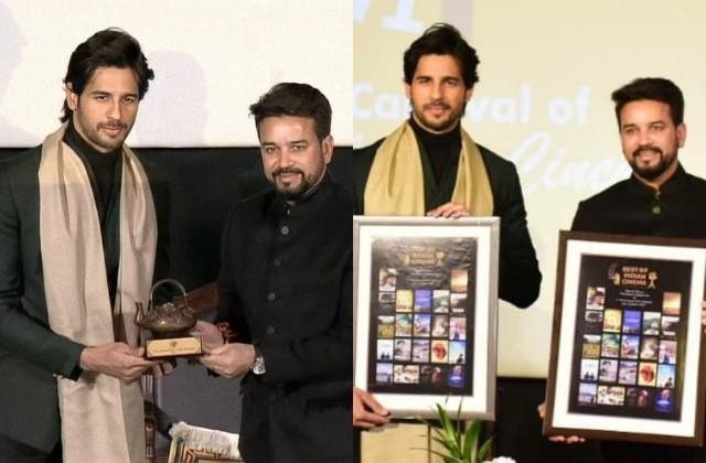 himalayan film festival begins in leh sidharth malhotra honored film shershah
