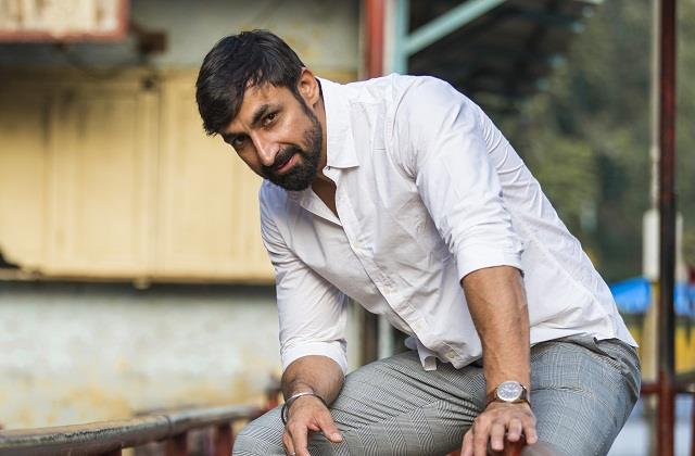 vikramjeet virk on his playing a double role for the first time in punjabi film