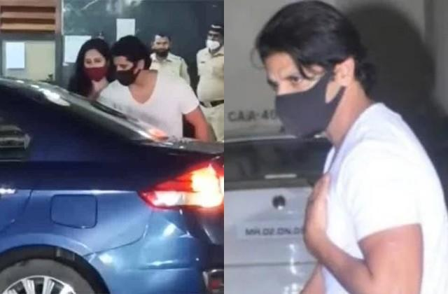 karanvir bohra slams cameraman for called  gareeb  as visits sidharth home