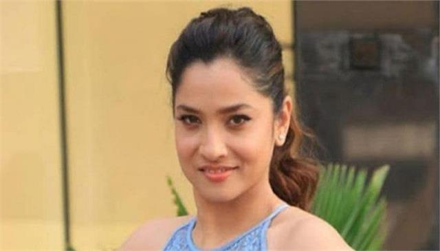 ankita lokhande shares glimpse of first scene with shaheer sheikh