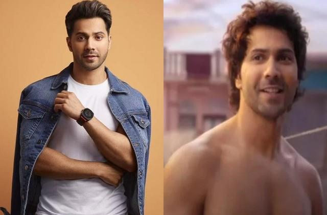 users agitated accused of spreading obscenity after seeing varun dhawan ad