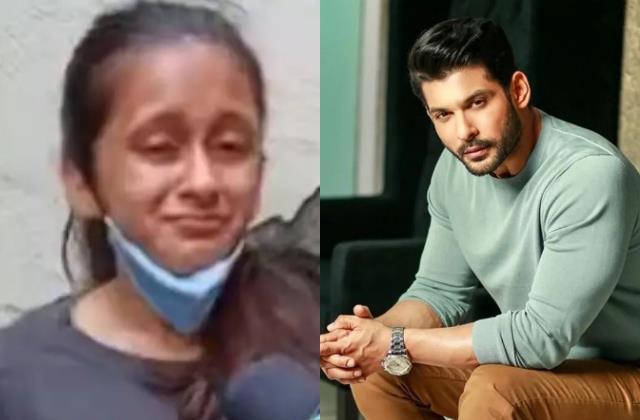 sidharth shukla passes away fan girl cries said he will always live