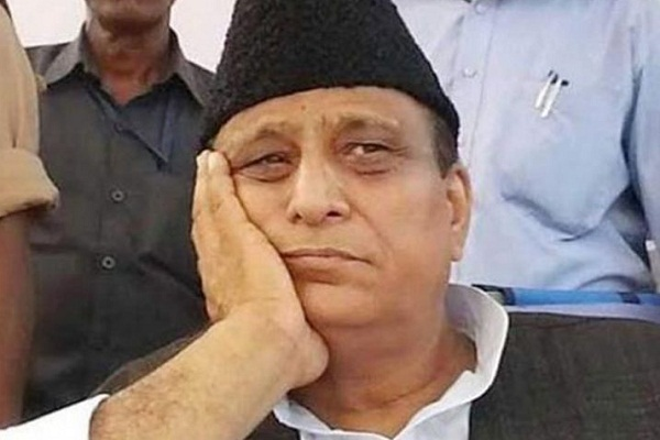 rampur development authority send the notice to azam khan